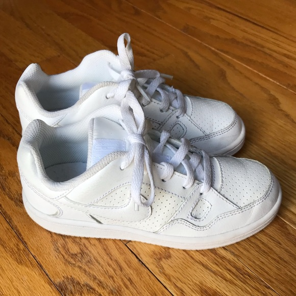 verano índice Prefijo  Nike Shoes | Nike Son Of Force Ps Little Kids Whitewhite | Poshmark
